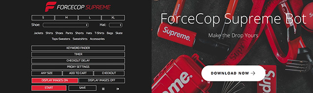 Supreme Drops Guide: How to Cop The Item You Want!