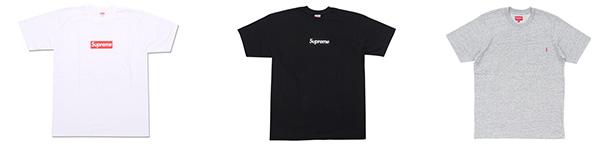 supreme tees shirts - Hoe Herken je Fake Supreme Kleding?