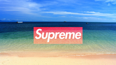 supreme wallpaper computer