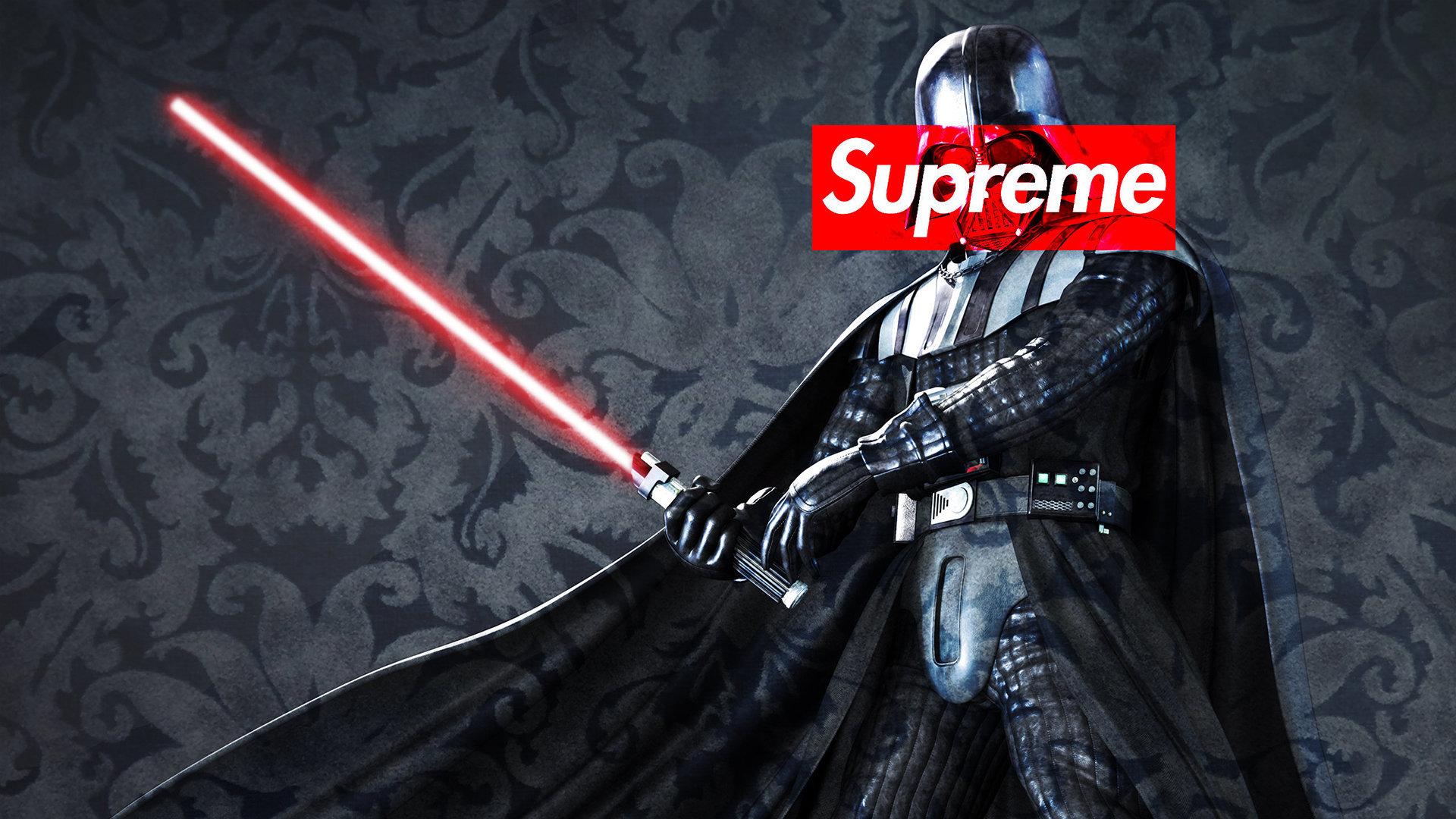 Darth Vader Supreme Wallpaper Authenticsupreme Com