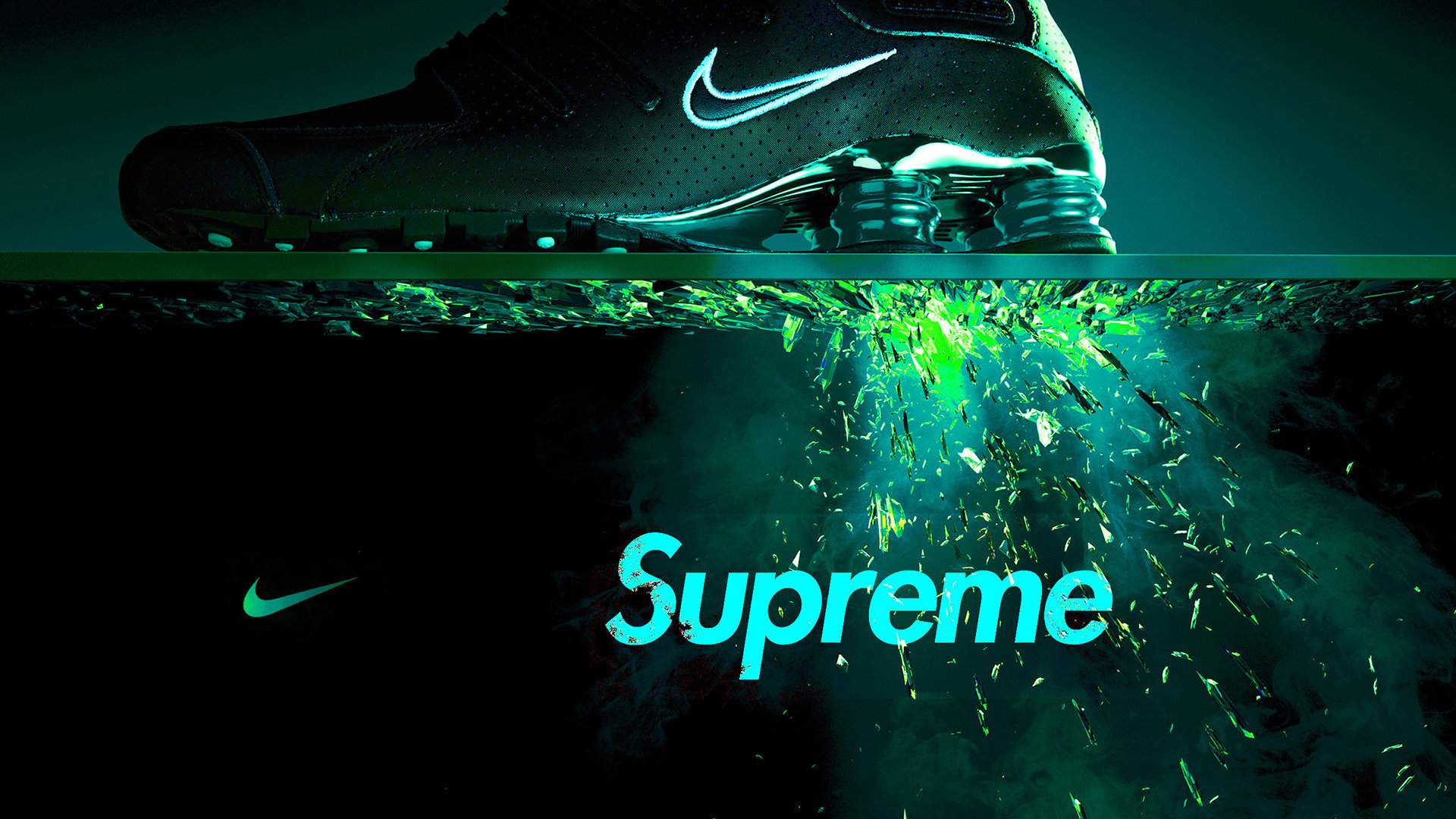 Nike supreme wallpaper - Hd supreme iphone wallpaper ...